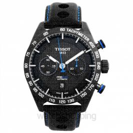 T-Sport PRS 516 Automatic Chronograph Black Dial Men's Watch