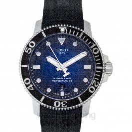 T-Sport Automatic Blue Dial Men's Watch