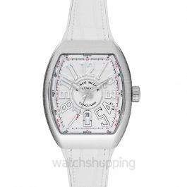 Franck Muller Vanguard White Automatic 44mm