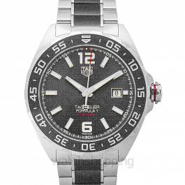 Formula 1 Calibre 5 Automatic Black Dial Men's Watch