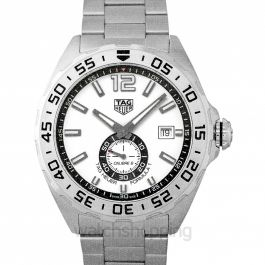 Formula 1 Calibre 6 Automatic White Dial Men's Watch