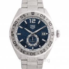 Formula 1 Calibre 6 Automatic Blue Dial Men's Watch