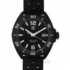 Formula 1 Automatic Black Dial Men's Watch