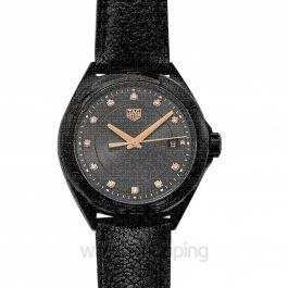 Formula 1 Quartz Black Dial Ladies Watch