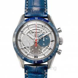 Chronomaster El Primero Chronomaster 2 Titanium Automatic Skeleton Dial Men's Watch