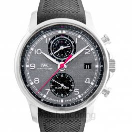 reputable site 6f2de 0aff4 New IWC Pilot's Watches Automatic Brown Dial Men's Watch ...