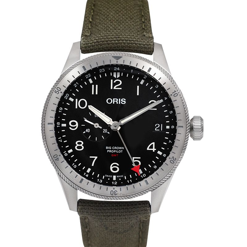 Oris Big Crown Propilot 01 748 7756 4064-07 3 22 02LC