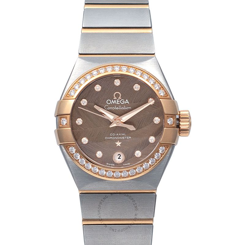 Omega Constellation 123.25.27.20.63.001