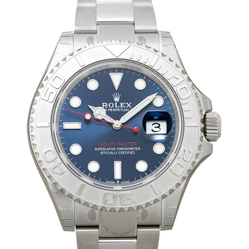 Rolex Yacht Master 126622 blue