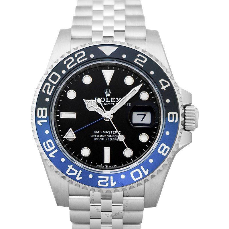 Rolex GMT Master II 126710BLNR