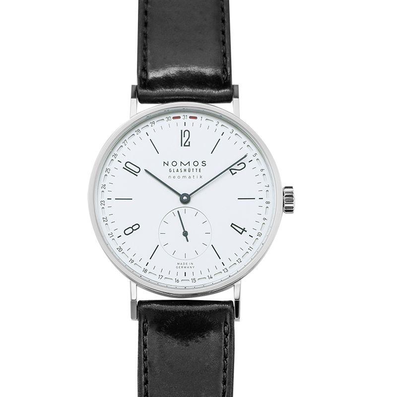 Nomos Glashütte Tangente Neomatik 41 Update Automatic White Dial 40 mm Men's Watch 180