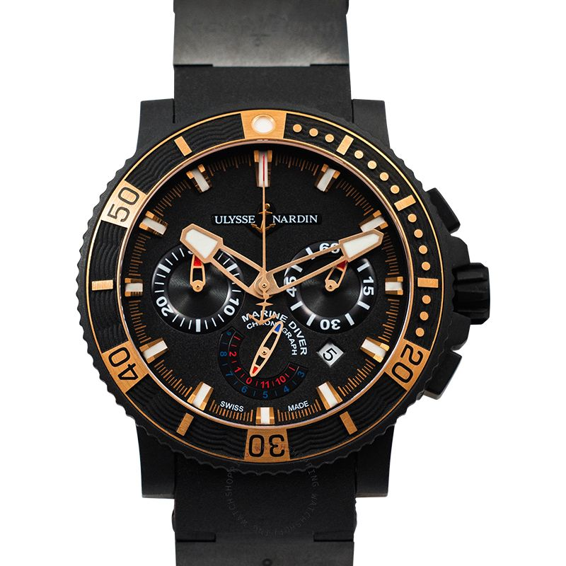 Ulysse Nardin Diver 353-90-3C