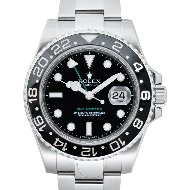 Rolex GMT Master II 116710 LN_@_20686