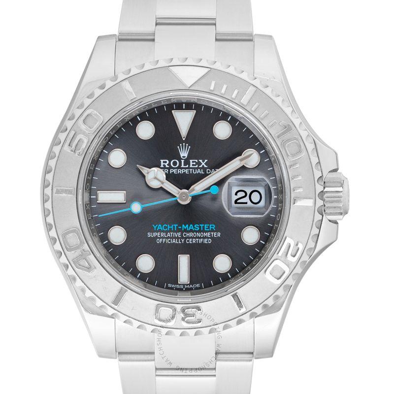 Rolex Yacht Master 116622 dark grey_@_21320