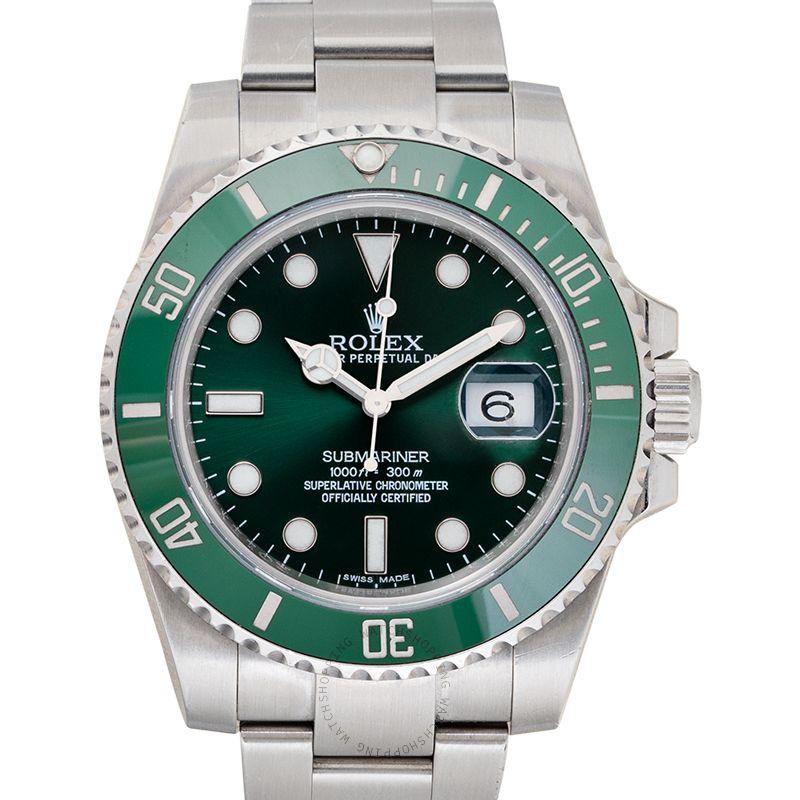 Rolex Submariner 116610 LV_@_21334