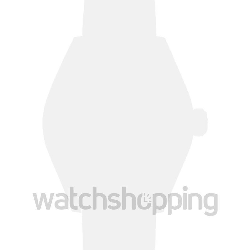 Omega De Ville Prestige Quartz 27.4mm Blue Mother Of Pearl Dial Diamonds Ladies Watch