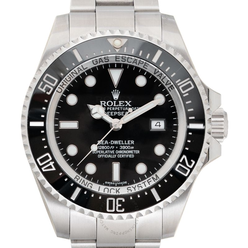 Rolex Sea Dweller 116660 Black_@_28164