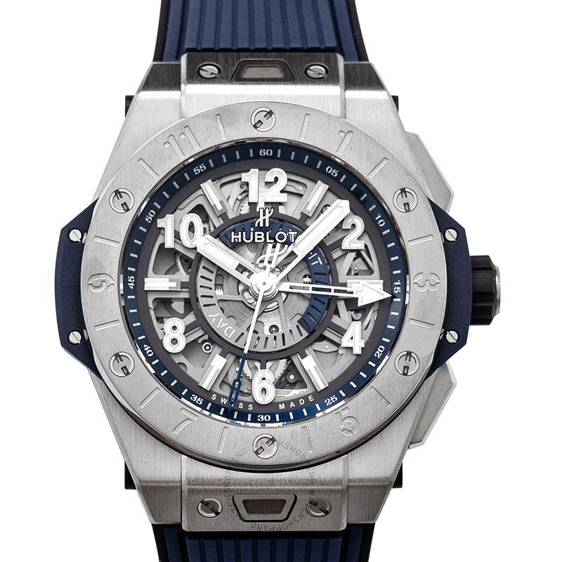 Hublot Big Bang Automatic Blue Dial Men's Watch