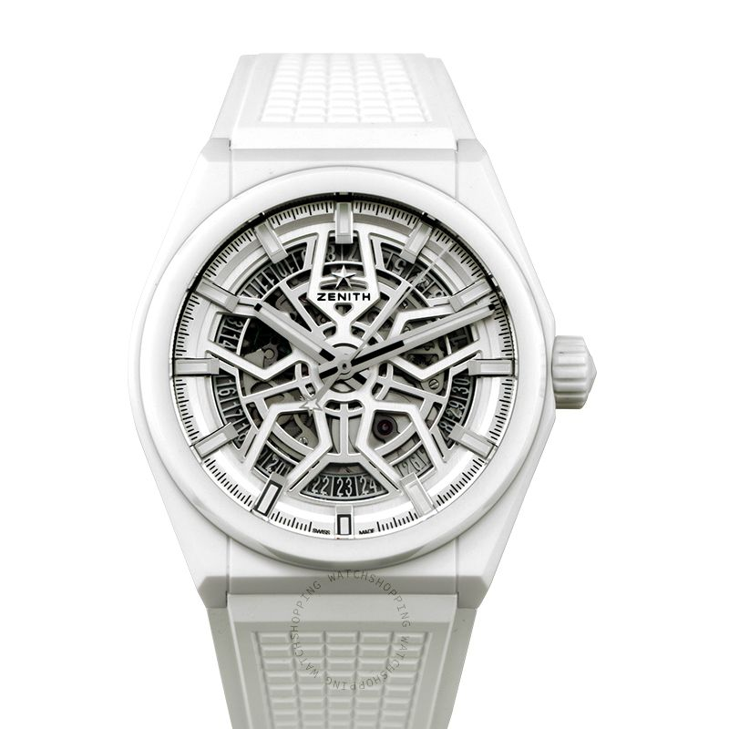 Zenith Zenith Defy Classic  White Dial Mens Watch 41mm