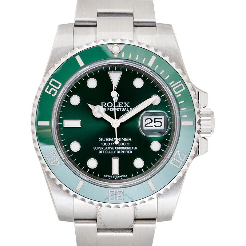 Rolex Submariner 116610 LV_@_32594
