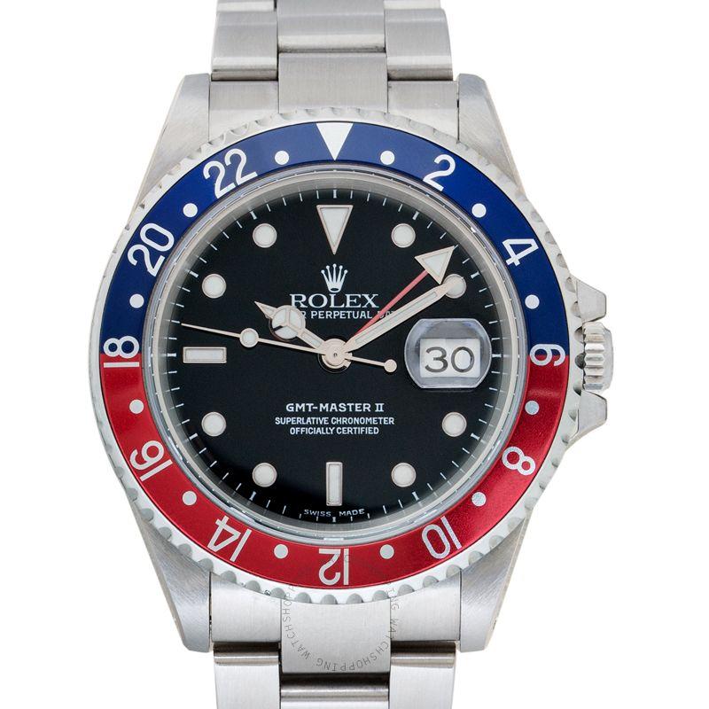 Rolex GMT Master II 16710 Blue Red_@_33330