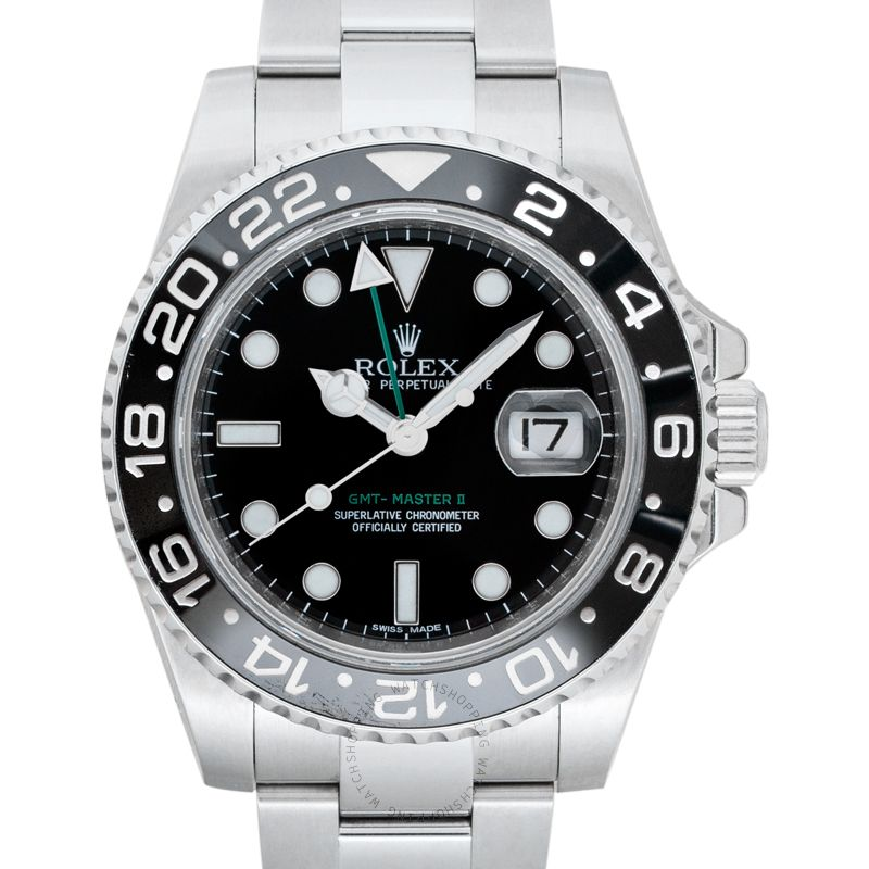 Rolex GMT Master II 116710 LN_@_36566