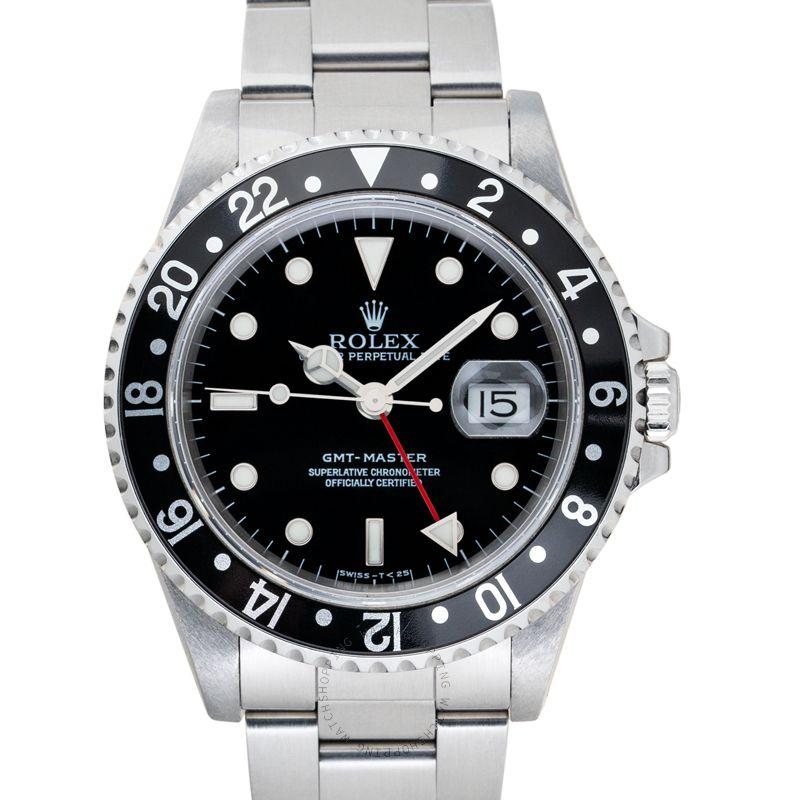 Rolex GMT Master 16700 Black_@_37674