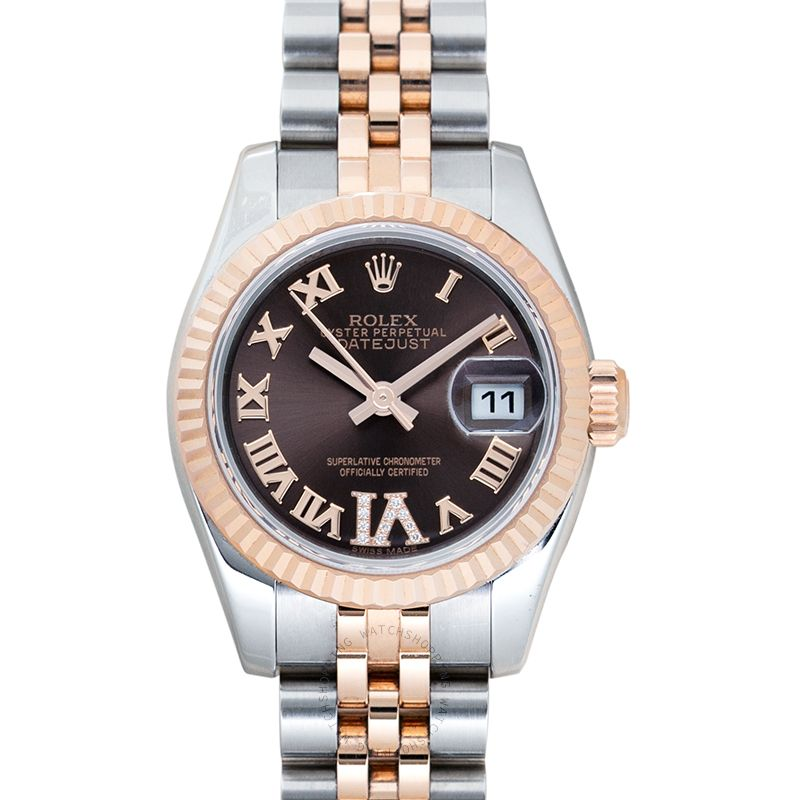Rolex Lady Datejust 179171-33_@_37682