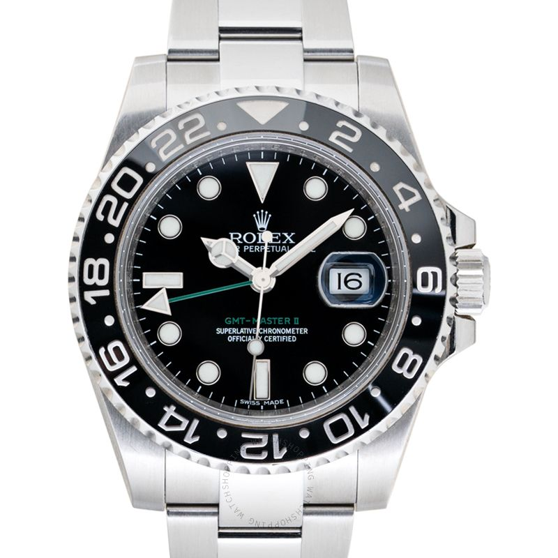 Rolex GMT Master II 116710 LN_@_38552