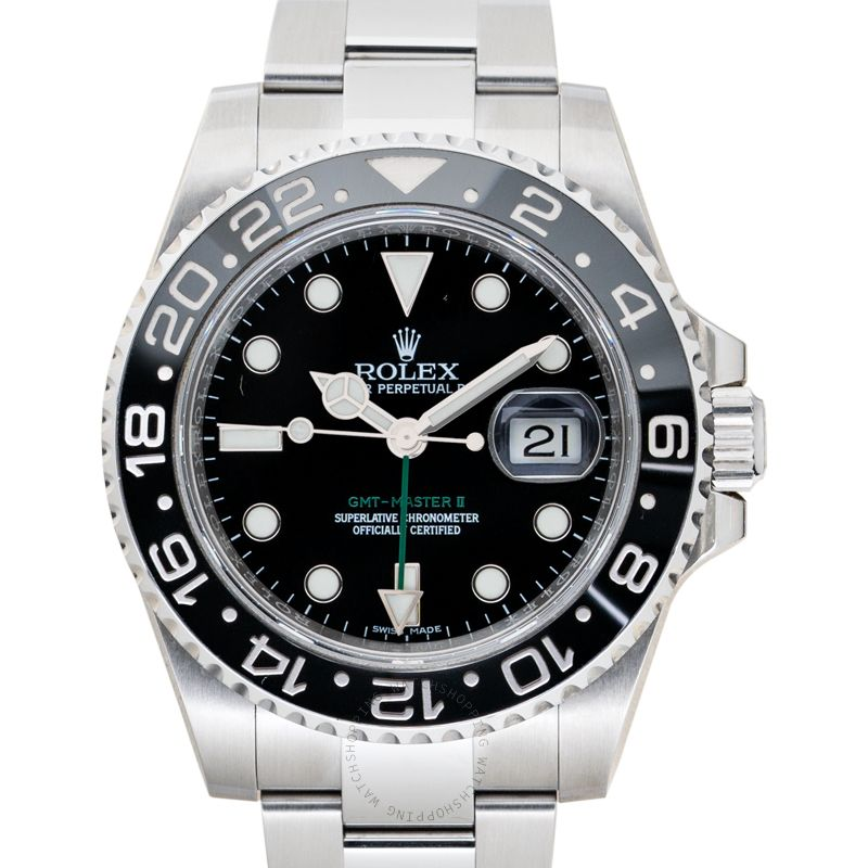 Rolex GMT Master II 116710 LN_@_38606