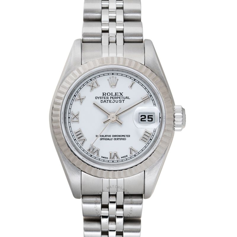 Rolex Lady Datejust 79174-Wt-R_@_38972