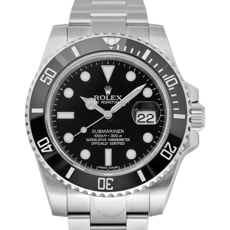Rolex Submariner 116610 LN_@_39674