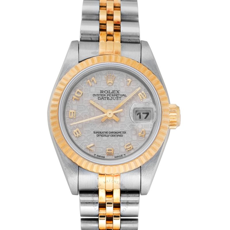 Rolex Lady Datejust 69173 Ivory Arabia_@_41682