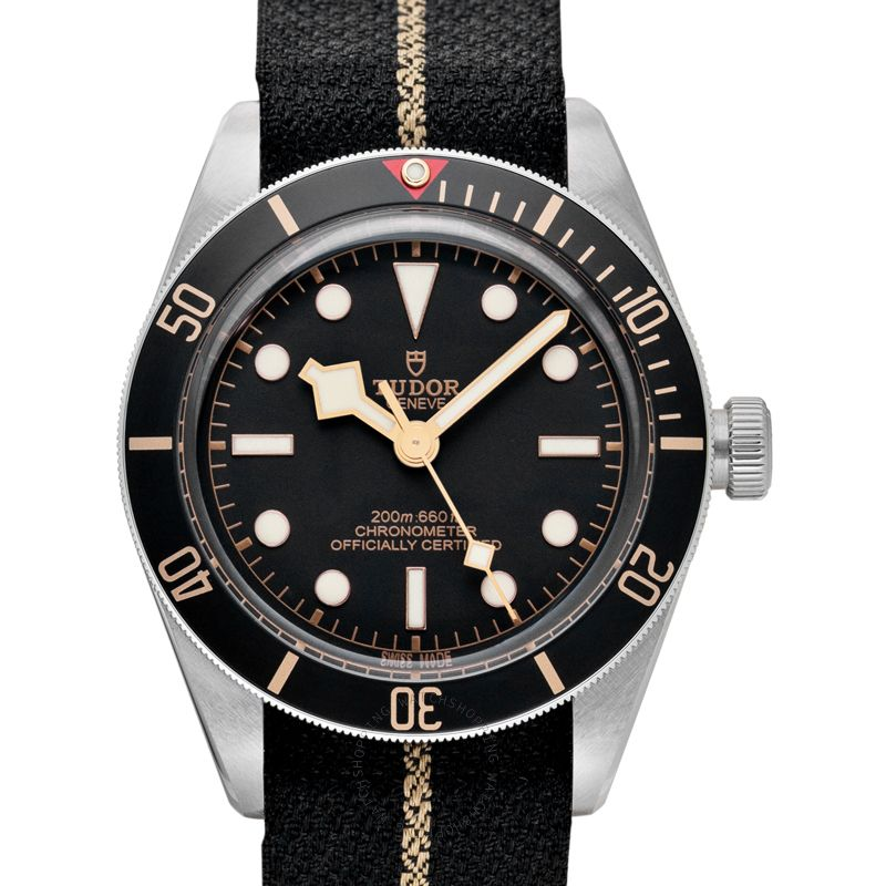 Tudor New Tudor Black Bay Fifty-Eight Baselworld 2018 Steel Automatic Black Dial Men's Watch