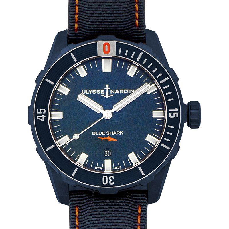 Ulysse Nardin Diver 8163-175LE/93-BLUE SHARK