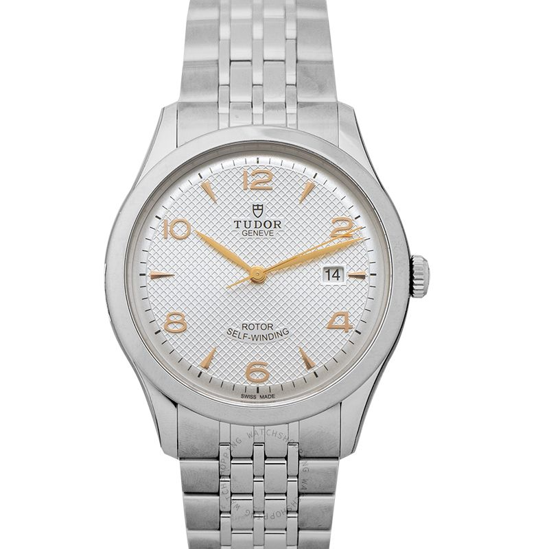 Tudor 1926 Automatic Silver Dial Stainless Steel Men's Watch 91650-0001