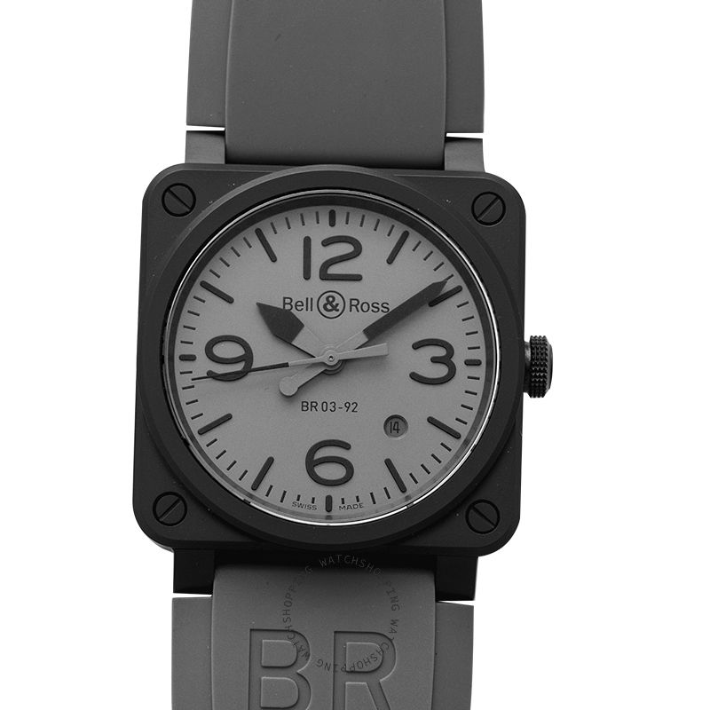 Bell & Ross Instruments BR0392-COMMANDO-CE