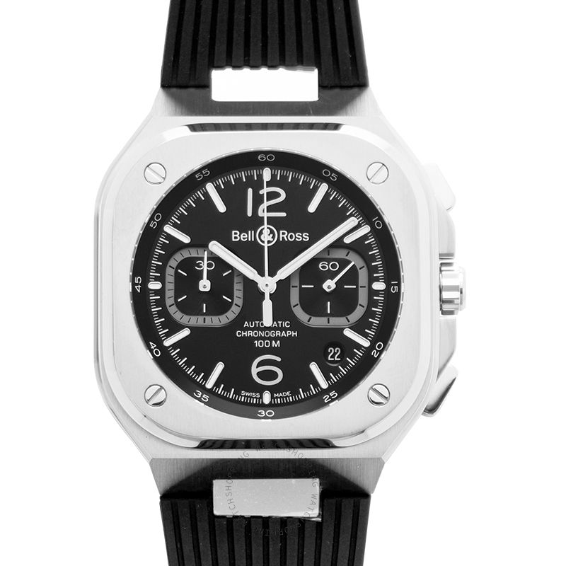 Bell & Ross Instruments BR05C-BL-ST/SRB