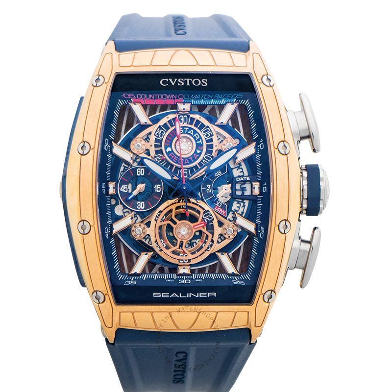 Cvstos Chrono CVGT-SEA-REGATA-1000