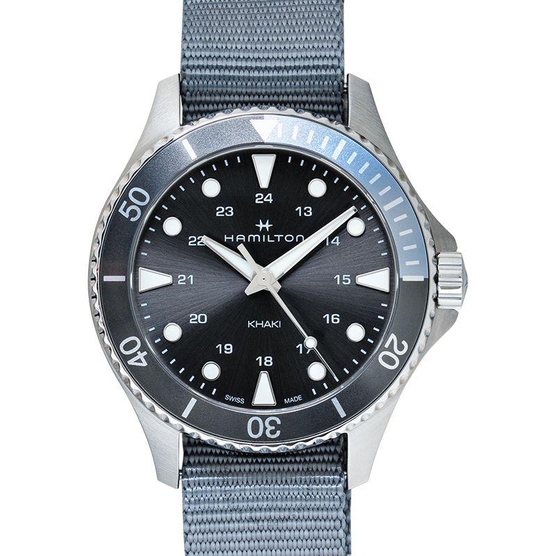 Hamilton Khaki Navy H82211981