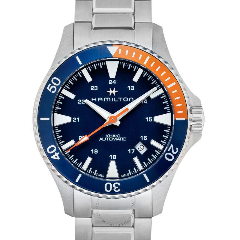Hamilton Khaki Navy H82365141