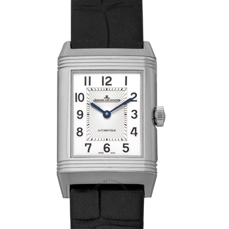 Jaeger LeCoultre Reverso Classic Medium Automatic Silver Dial Unisex Watch Q2578420