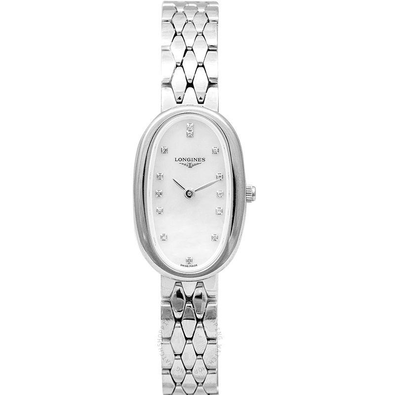 Longines Longines Symphonette Quartz Diamonds Ladies Watch