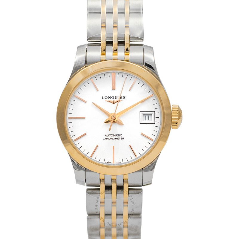 Longines Record collection Automatic Ladies Watch