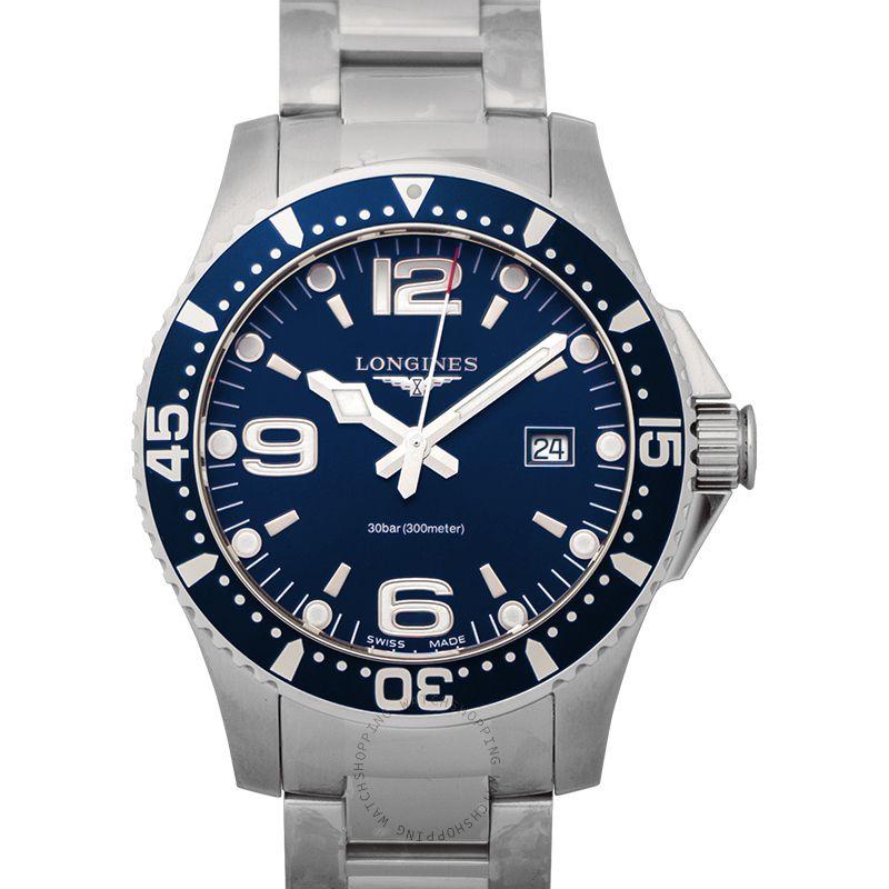 Longines HydroConquest L37304966 | WatchShopping.com