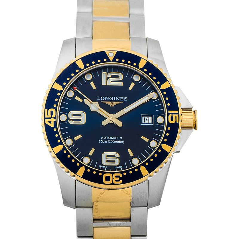 Longines HydroConquest Automatic Blue Dial Men's Watch L37423967