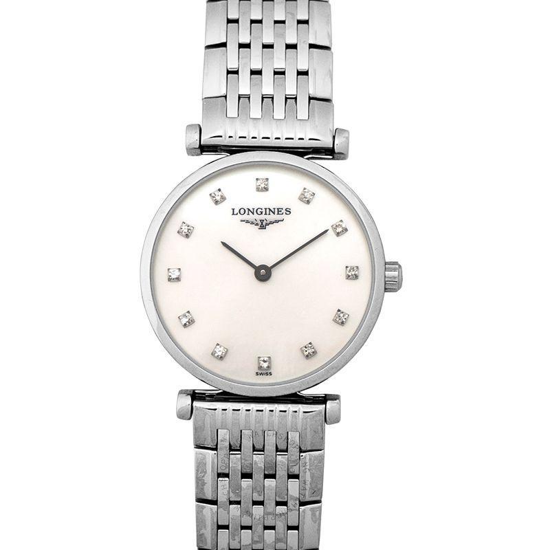 Longines La Grande Classique Quartz Women's Watch L42094876