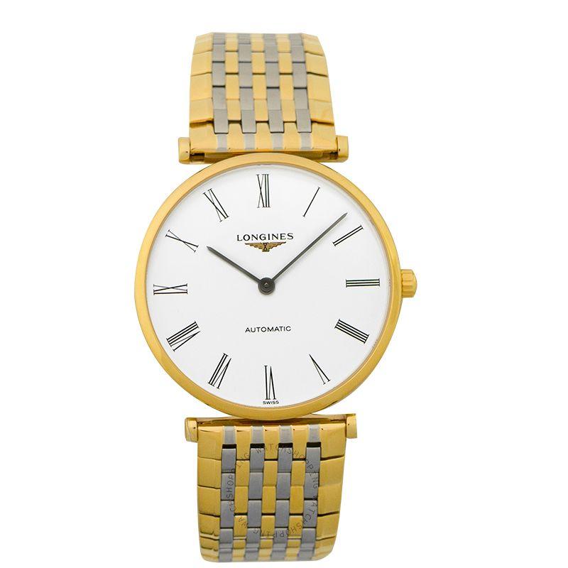 Longines La Grande Classique de Longines Automatic White Dial Men's Watch L49082117