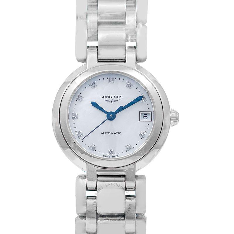 Longines Longines PrimaLuna Automatic Diamonds Ladies Watch L81114876