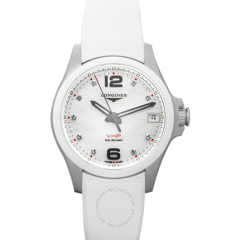 Longines Longines Conquest V.H.P. 36mm Ladies Watch L33194879